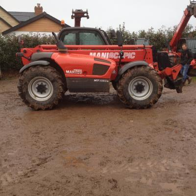 New Telehandler
